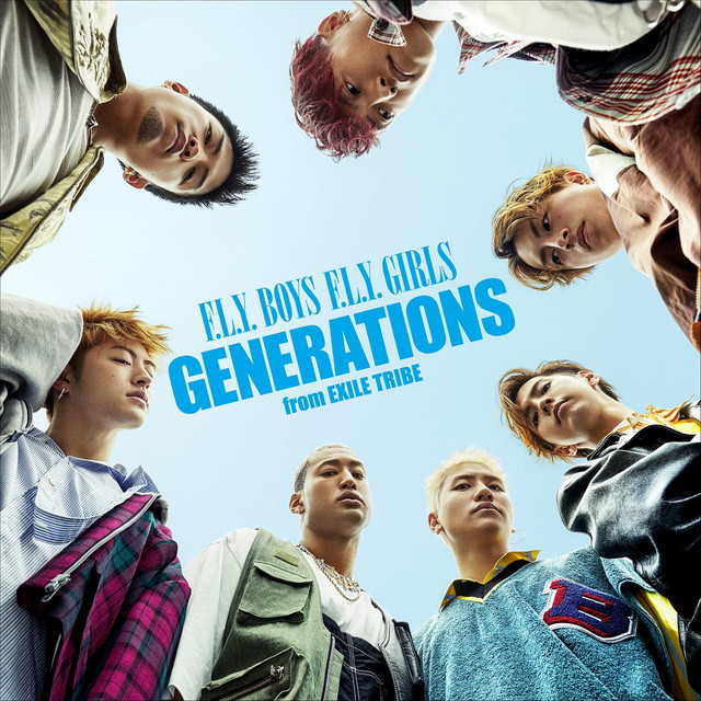 generations from exile tribe 2018年初シングル 6 13 水 発売決定