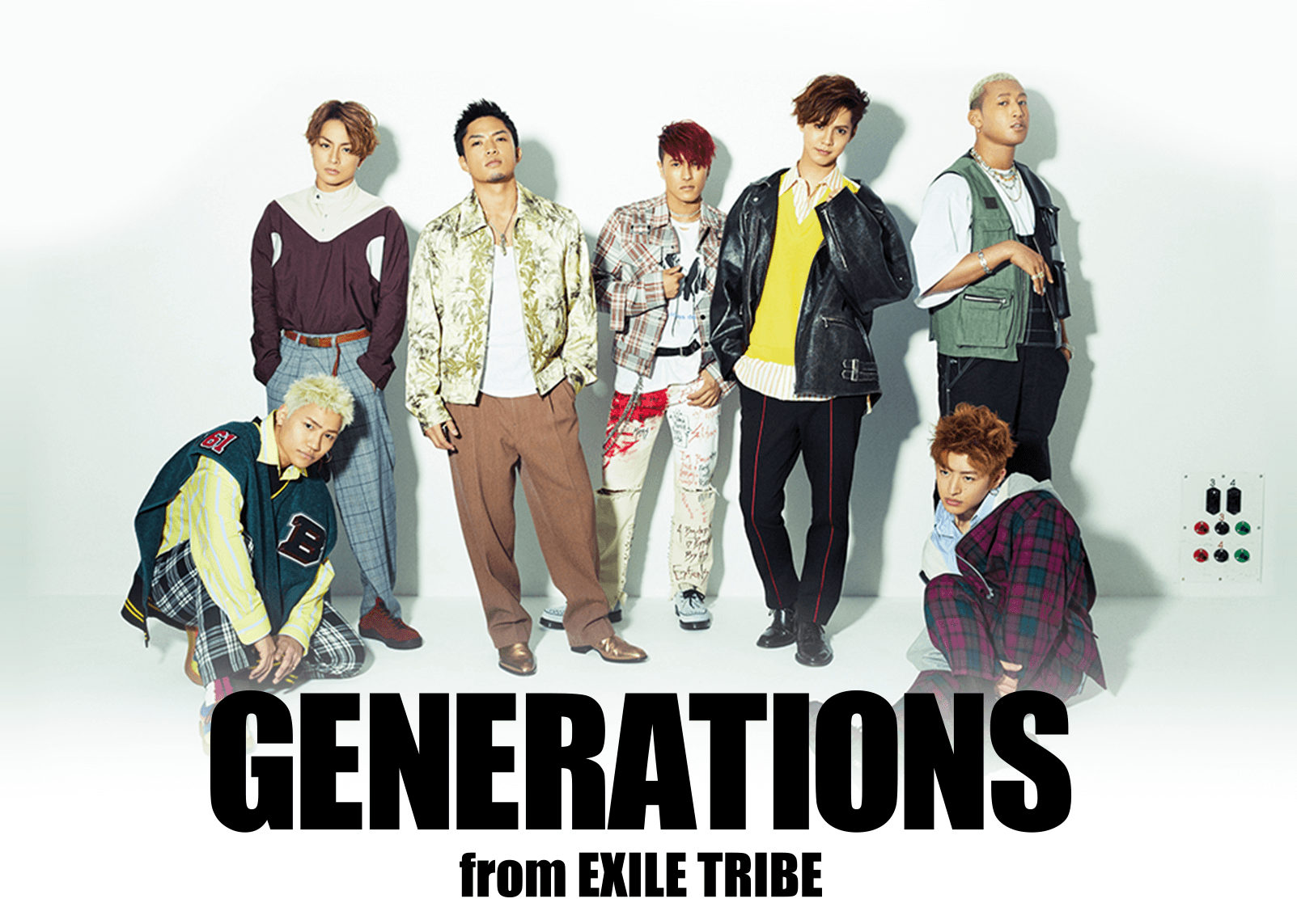 GENERATIONS from EXILE TRIBEの画像 p1_8