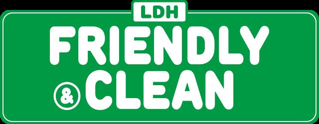 FRIENDLY&CLEAN