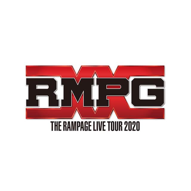 "THE RAMPAGELIVE TOUR 2020""RMPG""追加公演/再追加公演"