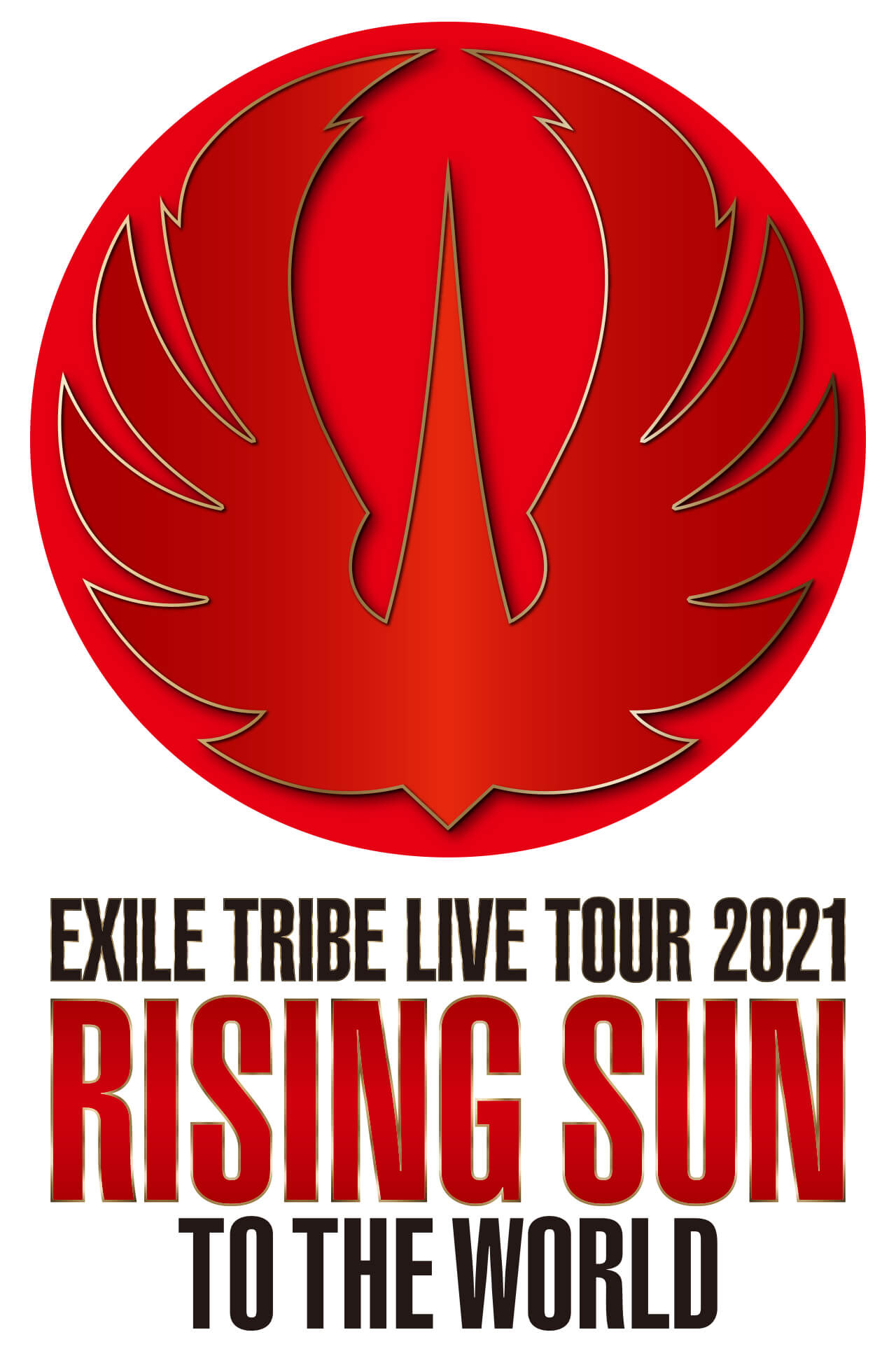 EXILE TRIBE LIVE TOUR 2021 RISING SUN TO THE WORLD