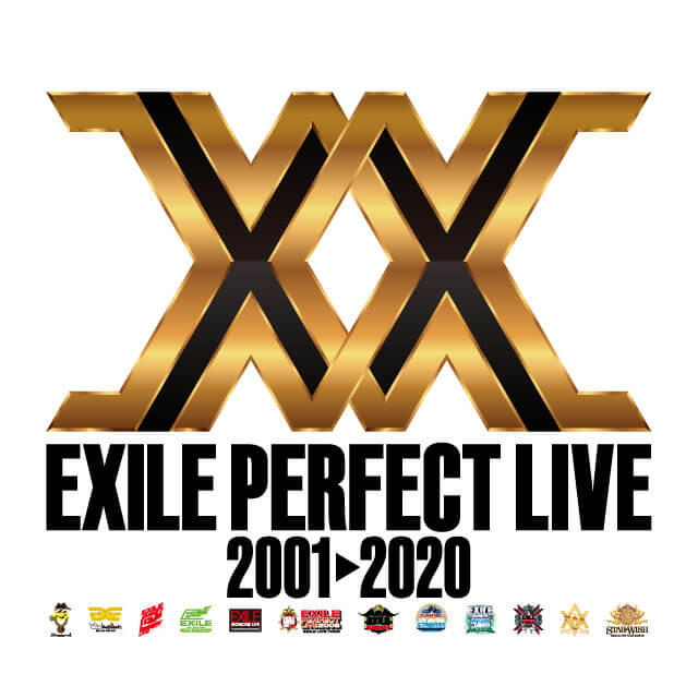 EXILE PERFECT LIVE2001→2020
