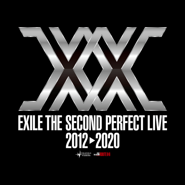 EXILE THE SECONDPERFECT LIVE 2012→2020