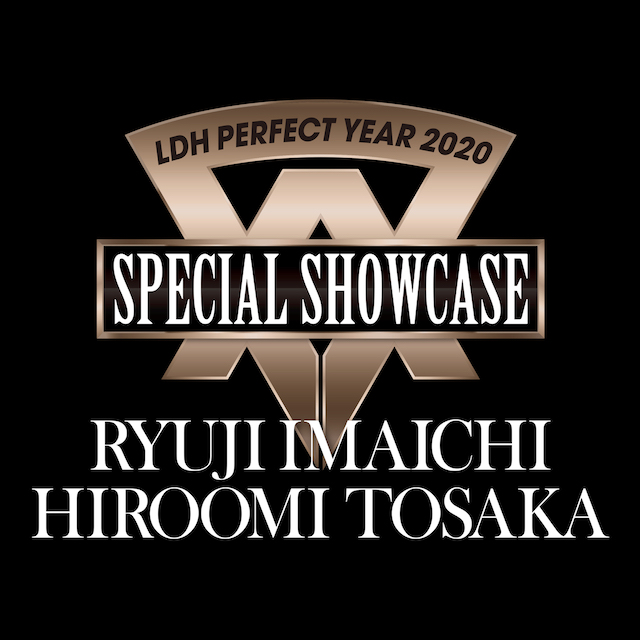 RLDH PERFECT YEAR 2020 SPECIAL SHOWCASE RYUJI IMAICHI / HIROOMI TOSAKA