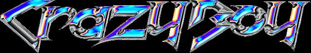 CrazyBoy ロゴ