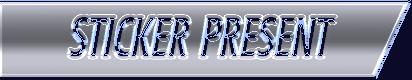 STICKER PRESENT