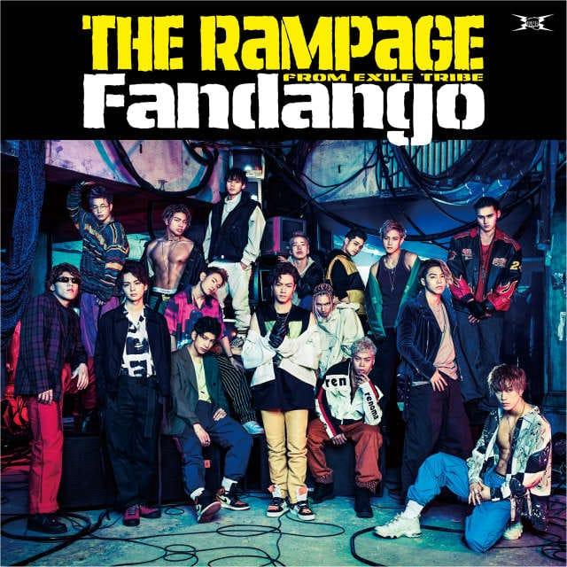 『Fandango』 CD+DVDジャケット