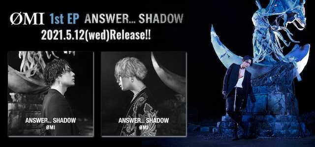1st EP ANSWER...SHADOW 2012.5.12(wed)Release!!