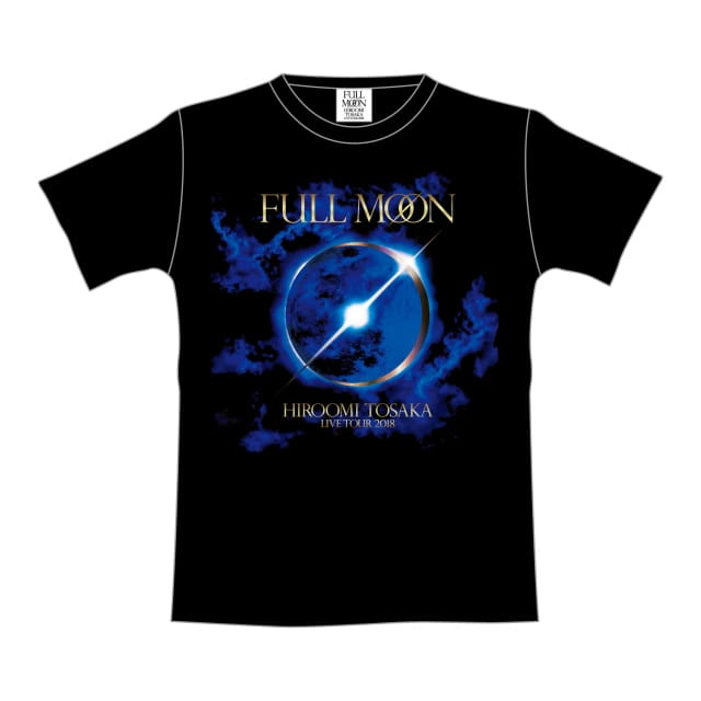 ツアーTシャツ/BLACK 価格:¥3,100