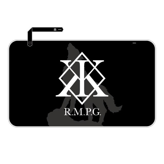 川村 壱 馬 ロゴ 「RAMPAGE ロゴ」のアイデア
