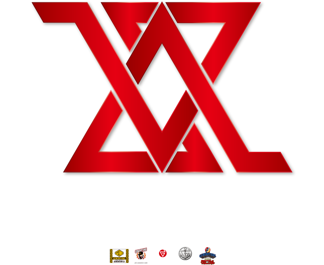 GENERATIONS PERFECT LIVE 2012  2020
