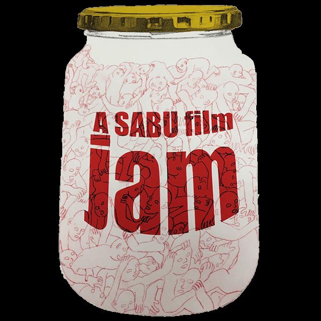映画『jam』 ロゴ