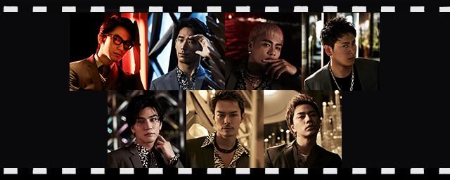 三代目 J SOUL BROTHERS from EXILE TRIBE PHOTO GALLERY